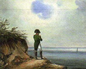 Венский конгресс и сто дней Наполеона Новая история Реферат  Ф И Сандман Наполеон на острове Святой Елены