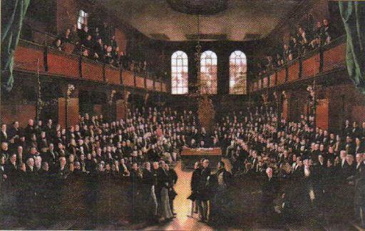 Реформы Великобритании в xix веке Новая история Реферат доклад  Дж Хейтер Палата общин