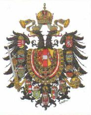 Образование Австро Венгрии Новая история Реферат доклад  Герб Австро Венгрии