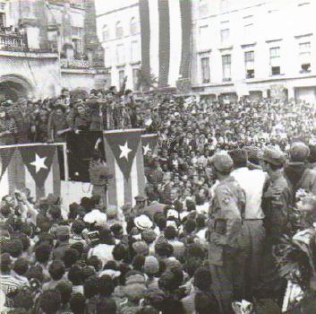 Кубинская революция годы Новейшая история Реферат  Кубинские революционеры