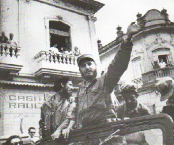 Кубинская революция годы Новейшая история Реферат  Ф Кастро