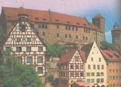 Средневековый город реферат по истории 8322