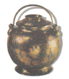 Средневековый Китай История Средних веков Реферат доклад  Сосуд для воды vii x вв