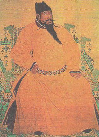 Средневековый Китай История Средних веков Реферат доклад  Китайский император Чжу Ди династии Мин xv в