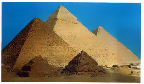 Сооружения Древнего Египта пирамиды и храмы История Древнего  Пирамиды