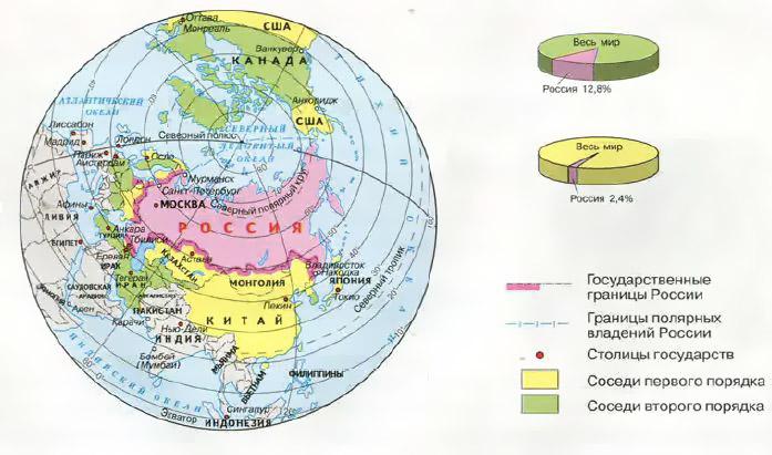 Шпоры по социальной экономической географии россии 9 класс — pic 11